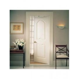 Puerta Hdf Opera Ruteada Prepint. Lisa Dimfer 0.90 X 2.07  40 mm